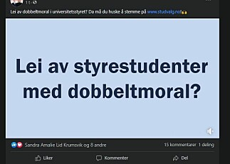 Video skapte rabalder under styrevalg i Bergen