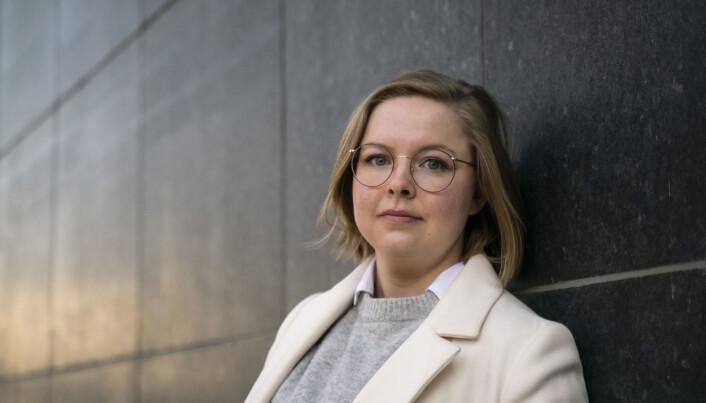 I april fortalte Embla Imset, student ved Universitetet i Oslo, at hennes studiehverdag hadde blitt mye bedre etter utbruddet av koronaviruset.