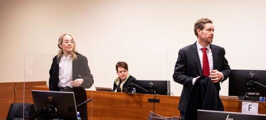 ELTE-advokatene grillet Helsedirektorat-direktør i retten
