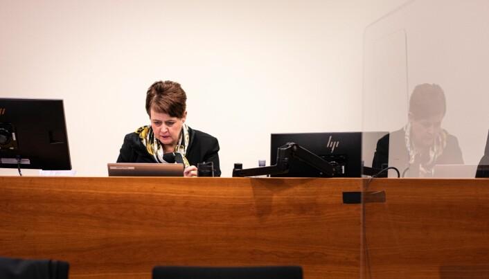 Avdelingsdirektør i Helsedirektoratet, Anne Farseth, vitnet og ble grundig utspurt i ankesaken i Borgarting lagmannsrett fredag.