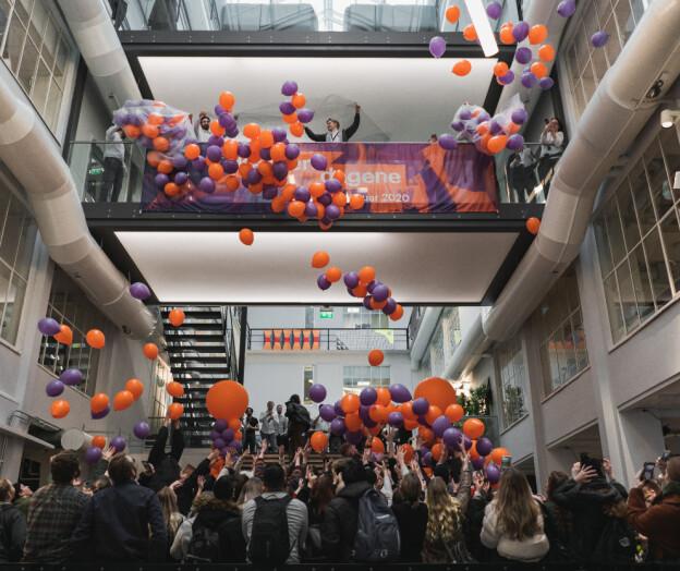 Rekordmange vil ta master ved Høyskolen Kristiania og BI