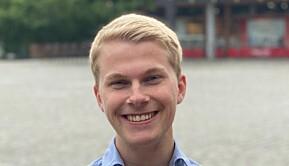 Studie- og læringsmiljøansvarlig i Studentparlamentet ved UiO, Karl Oskar Lie Bjerke.