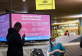 ESA: Innreisebegrensninger er i strid med EØS-reglene