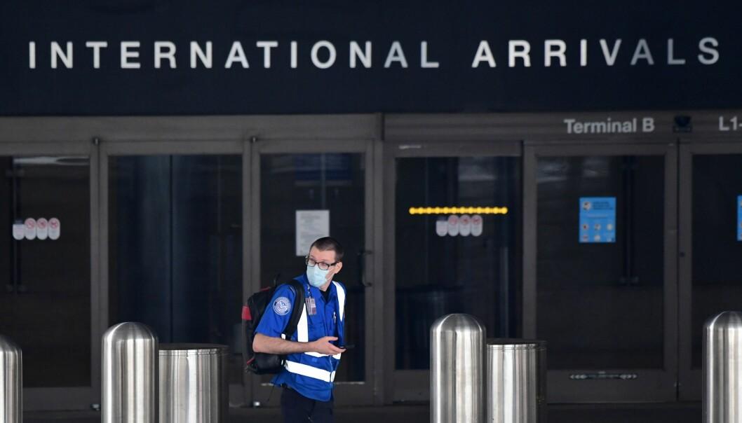 Som student eller forsker kan du kvalifisere for unntak fra de strengeste innreiserestriksjonene når du reiser fra Norge til USA.