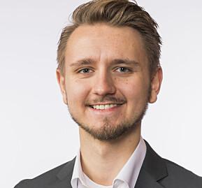 Stortingsrepresentant for SV, Freddy André Øvstegård.