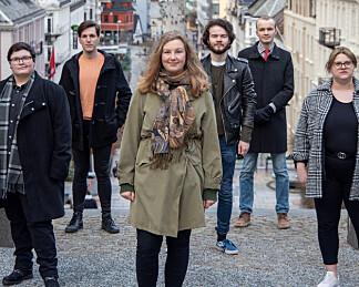 Valgoppslutningen stupte i Bergen