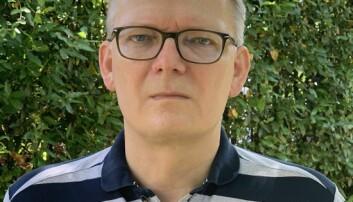 NTNU-professor Henrik Koch.