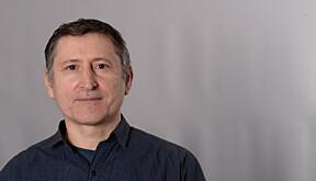 UiO-professor Ildar Garipzanov.