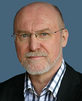 Valgforsker Bernt Aardal