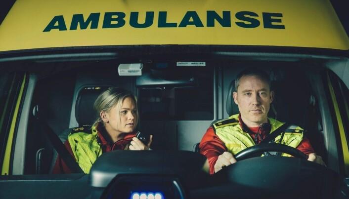 Paramedic-utdanningene har gode søkertall mange steder i landet. NRK-serien 113 kan ha bidratt.
