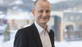 Prorektor Nord universitet: Levi Gårseth-Nesbakk.