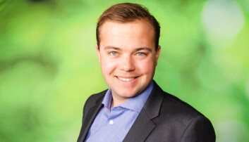 Jens Kristian Øvstebø, leder for Liberale studenter.