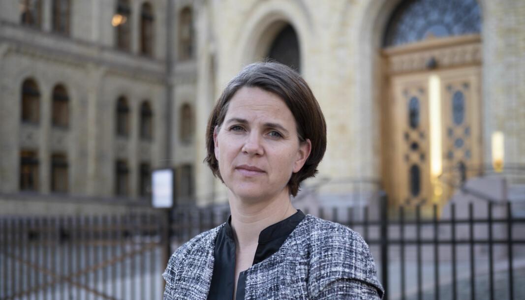 Solveig Schytz sitter i utdanningskomiteen på Stortinget og har vært saksordfører for behandlingen av ny universitets og høgskolelov.