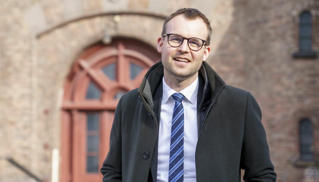 KrF-leder Kjell Ingolf Ropstad åpner i dag partiets landsmøte.