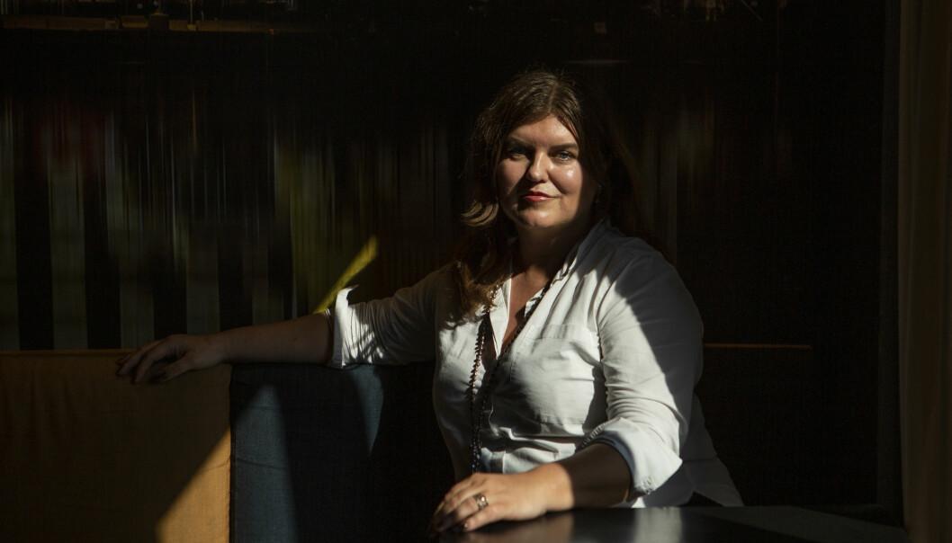 Birthe Maria Eriksen har doktorgrad i varsling og jobber som advokat.