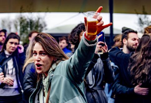 Festbremser i Nederland: Akademikere i strupen på konsertstudier