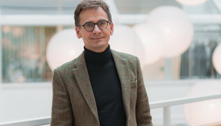 Christen Krogh er fungerende rektor ved Høyskolen Kristiania.