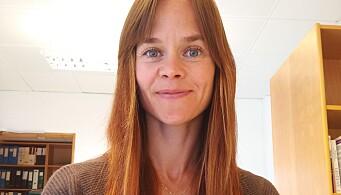 — Vi er opptekne av konsekvensane for samfunnet, seier stipendiat Marte Knutsson.