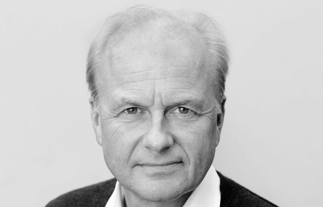 Psykiater og professor Finn Skårderud er ansatt som professor II ved Universitetet i Agder.