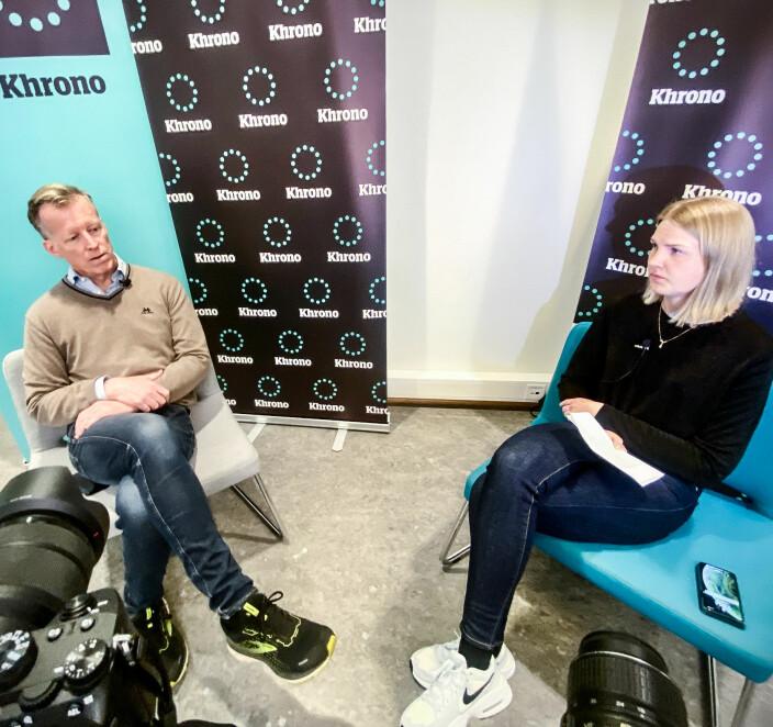 Se intervju: Derfor går Curt Rice fra OsloMet til NMBU