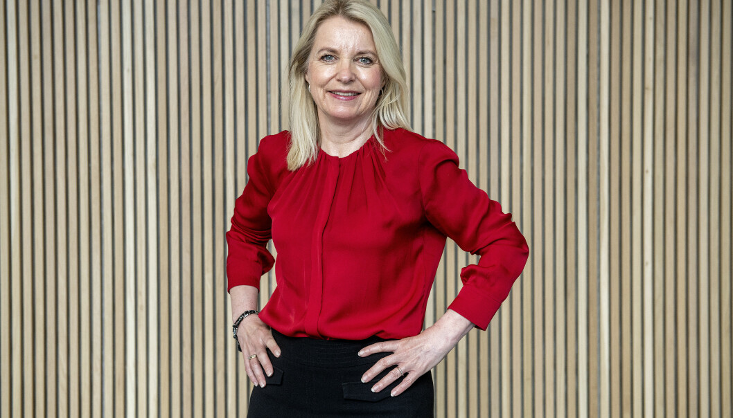 Bjørg Marit Eknes går fra Sparebanken Vest til direktørjobb på NHH.