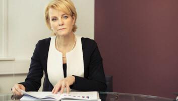 Generalsekretær i Advokatforeningen, Merete Smith, reagerer på at NTNU avsatte valgvinner fordi hun ikke snakker godt nok norsk.