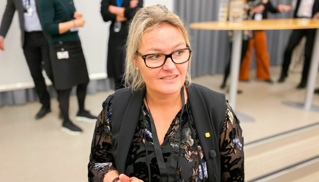 — Det tar 20-30 år å bygge en ordentlig innovasjonskultur. Vi er bare i startgropen, sier prorektor for nyskaping og innovasjon ved NTNU, Toril A. Nagelhus Hernes.