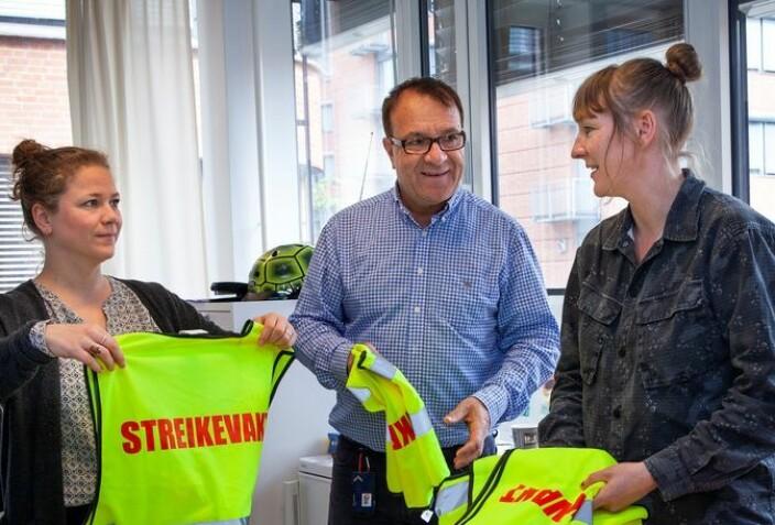 Bergen, Oslo og Stavanger kan rammes av streik