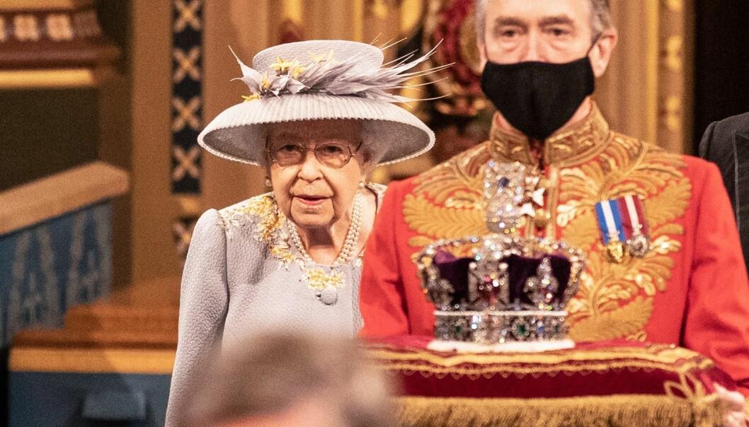 Dronning Elizabeth varslet regjeringens lovforslag under sin Queen's Speech tirsdag.