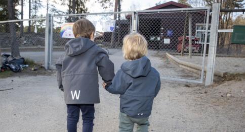 Debatt om barnehageforsking:— Har stukke handa i eit vepsebol