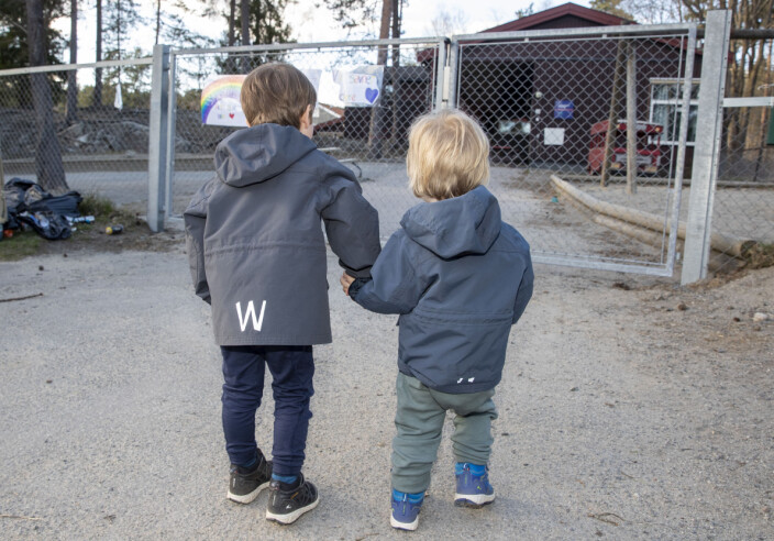 Debatt om barnehage-forsking: — Har stukke handa i eit vepsebol