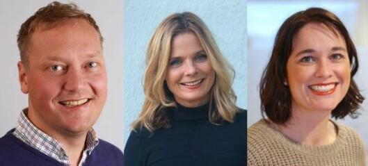 Tre nye meritterte undervisere i Sørøst