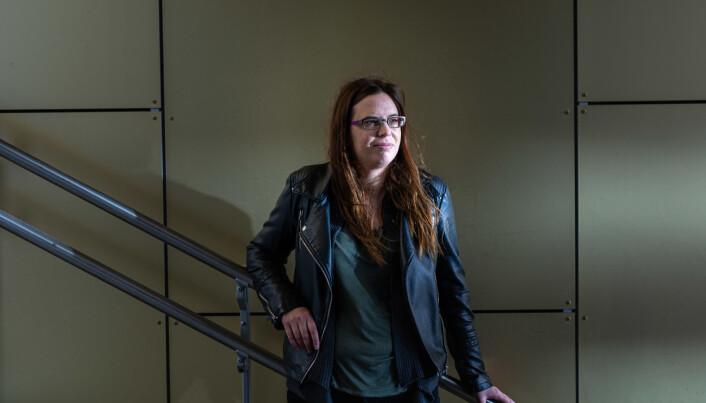Anne-Kathrin Kreft vurderer å ta frivillig Janssen-vaksine hvis hun får mulighet.