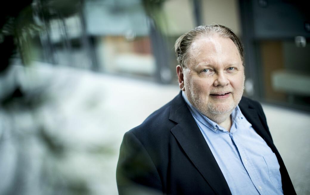 — Med den tradisjonelle modellen med valgt rektor kan det se litt ut som stolleken mellom personer som ikke alltid er helt kompetente til å påta seg denne krevende oppgaven, sier Stig Berge Matthiesen.