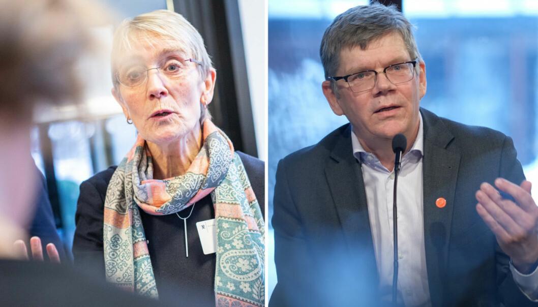 Anne Borg og Svein Stølen fra de to største, og eldste, universitetene er foreslått til å lede den felles interesseorganisasjonen Universitets- og høgskolerådet (UHR). I inneværende periode har leder og nestleder kommet fra UiB og UiT.
