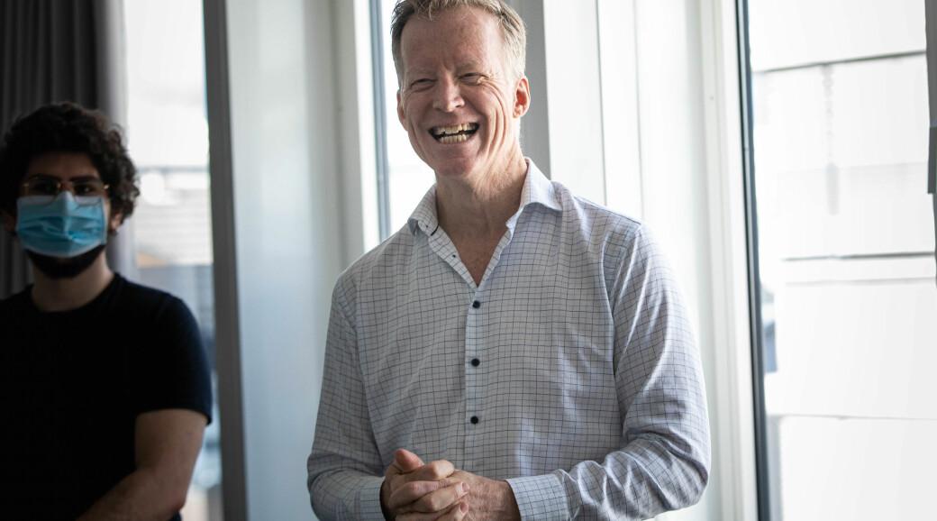 Curt Rice overtar som NMBU-rektor 1. august og får en lønn på 1,7 millioner kroner i året.