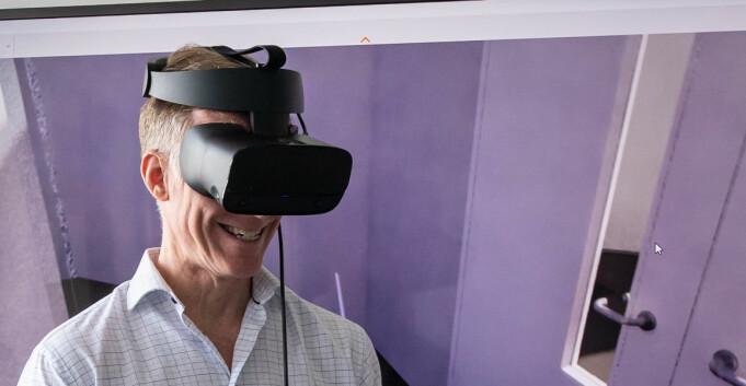 Nå kan du besøke OsloMet virtuelt.— Virkelig anvendt og relevant, mener rektor