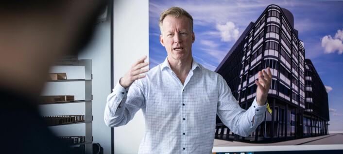 Ny OsloMet-rektor kan sitte til 2027