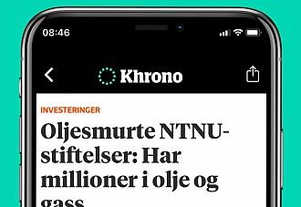 Last nedKhronos app