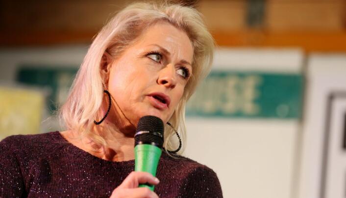 Merete Lingjærde er tillitsvalgt for Forskerforbundet på Kunsthøgskolen.