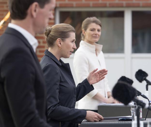 Den danske regjeringen vil ha flere studenter på landet