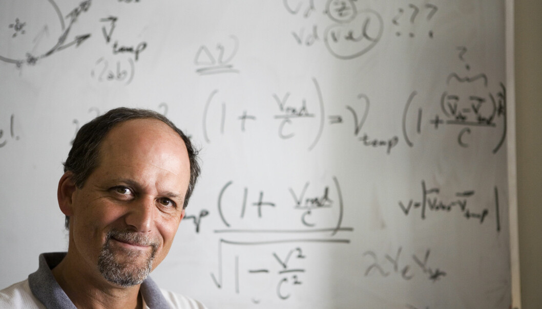 Astronom Geoffrey Marcey forlot University of California i 2015, etter 16 år ved universitetet.