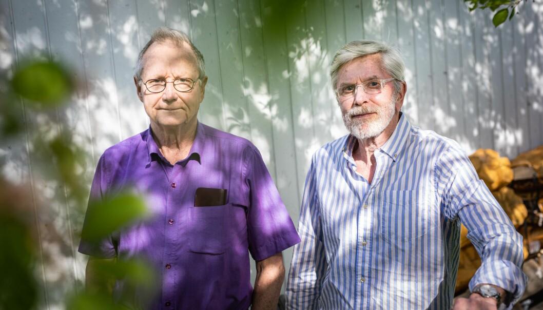 Økonomisk og sosial ulikhet i Norge heter boken Knut Halvorsen og Steinar Stjernø nå har skrevet.