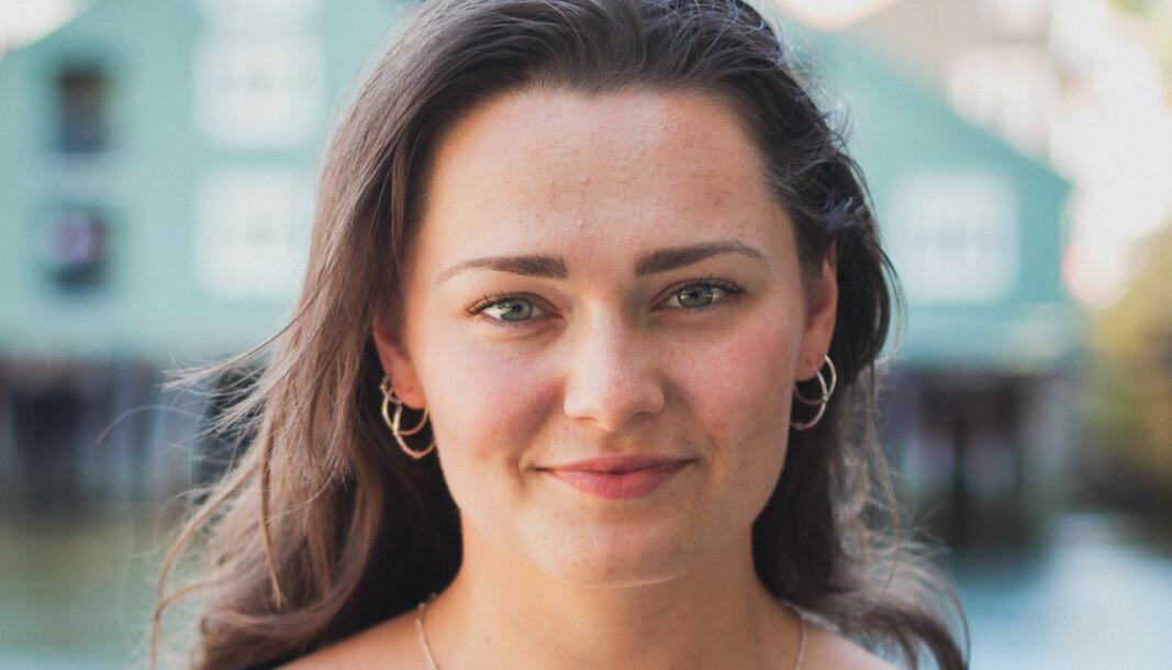 Maika Marie Godal Dam, nyvalgt leder av Velferdstinget i Oslo og Akershus, ønsker å fokusere på studentfrivilligheten, psykisk helse og boligsituasjonen.