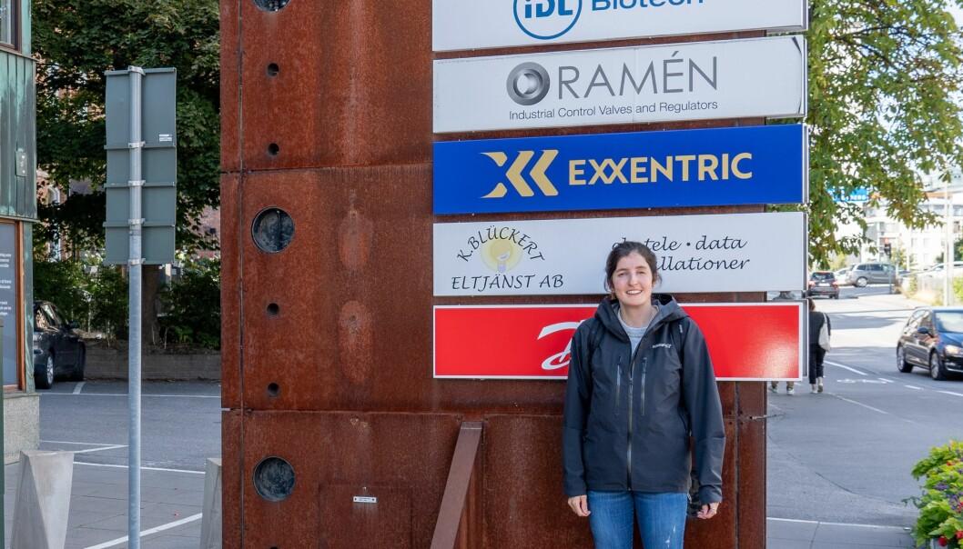 Doktorgradstipendiat Kathleen Anne Heck ved NTNU tok nylig tre måneder pause fra din doktorgrad for å jobbe i industrien.