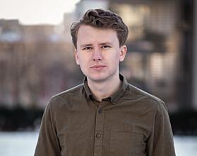 Mathias Meyer, styremedlem i Klimavenner for kjernekraft.