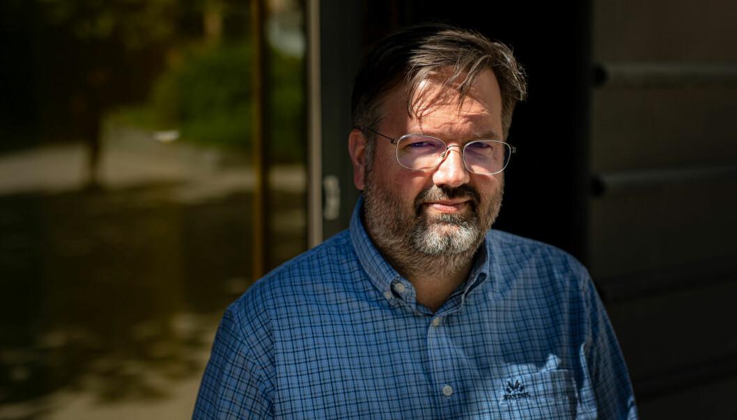— Hvis håndteringen av saken min ikke er brudd på rutinene ved OsloMet, ja da må de få bedre retningslinjer, sier varsler og studieleder ved OsloMet, Geir Aaserud.