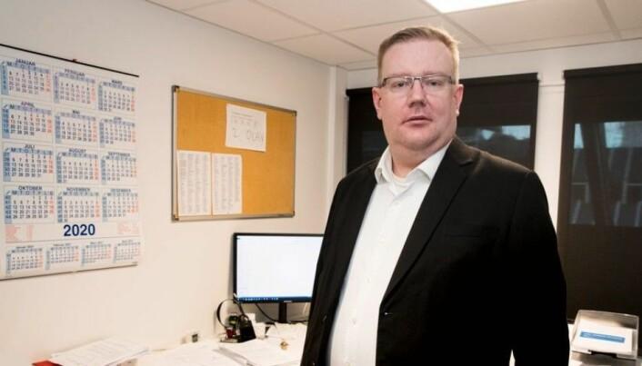 Det er positivt at NEM har vært seg bevisst på hvem som står bak prosjektet. Det er problematisk på flere måter at stipendiaten har kommersielle interesser, sier advokat Olav Lægreid på vegne av ME-foreningen.