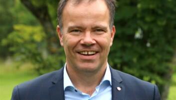 Tomas Norvoll, fylkesrådsleder i Nordland.