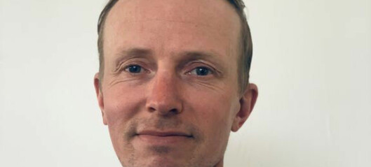Olaf Erlend Gundersen er ansatt som kommunikasjonsdirektør ved UiB